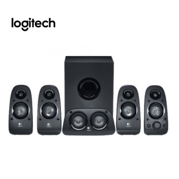 Logitech Z506 5.1 Surround Speakers [75W]